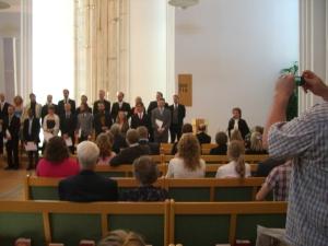 Avslutning Johannelund år 2009 för Mikael Bedrup 018