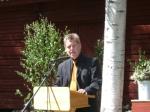 MB talar i Ockelbo 2006