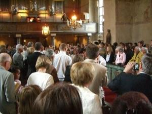Våren 2009 och Michelles konfirmation 032