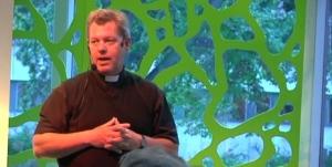 Mikael Bedrup predikar!