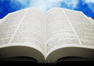 Bibeln - cool bok!