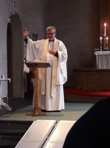 Mb präst välsignelsen